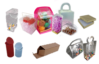 Plastic Boxes for Packing